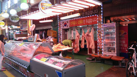 Jochiwon Meat by PaperSquid