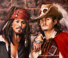 2008: Pirates by QueenOfCostumes