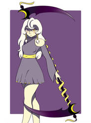 Mavis Moonflair by INTHEDARK001