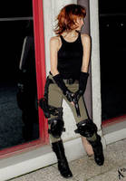Meryl - Metal Gear Solid cosplay (beta) by Meryl-sama
