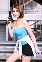 Jill Valentine cosplay by Meryl-sama