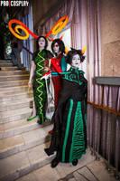 Ancestors Ladies Cosplay by Sioxanne
