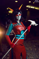 HS - Neophyte Redglare Cosplay by Sioxanne
