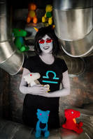 Terezi Pyrope Cosplay by Sioxanne