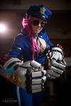 Officer Vi Cosplay by Sioxanne