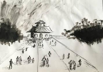 Landscape Study #3 by Ciryu