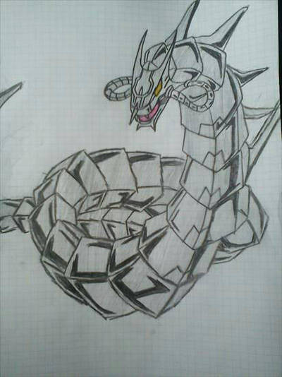Yu Gi Oh Dragon Drawing Www Bilderbeste Com