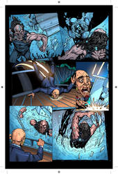 Hatchet: Vengeance #1 Page 18 by mennyo