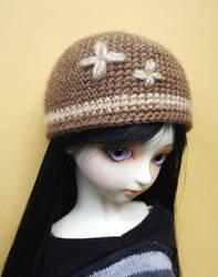 Autumn hat for Misa by Minnake