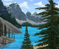 Banff by Nothofagus-obliqua