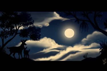 Nocturno by Nothofagus-obliqua