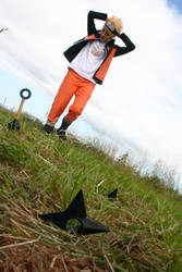 Naruto: Continue Training by vanyAkun
