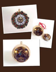 The Christmas Clock (Completed) by Jalpon