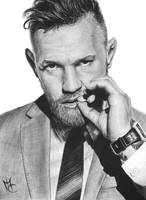Conor McGregor by oMimic