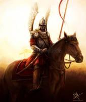 Polish Hussar by MyNameIsByron