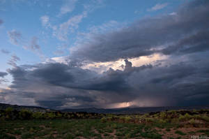 Arizona Storms Overhead by ExplicitStudios