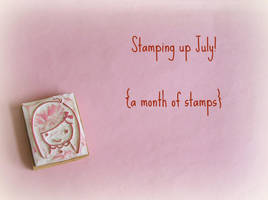 Stamping up July by restlesswillow