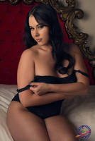Mallory - Black 1 by RocketQueenImaging