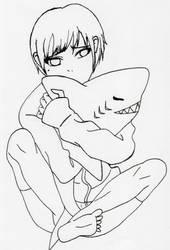 Aiichirou Nitori by Lady-Ra