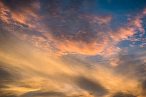 Last Light Sky Stock by little-spacey
