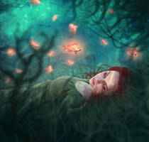 Dreaming Underwater by little-spacey