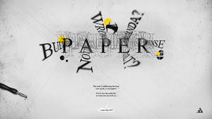 Paper by swollenskull