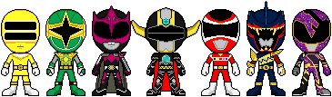 Power Rangers Beyond The Grid by Power-Ranger-S-S