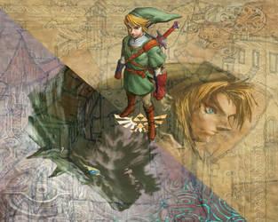 Zelda Wallpaper by Peapers