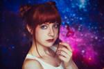 Nebula [Self Portrait] by sarahbowman