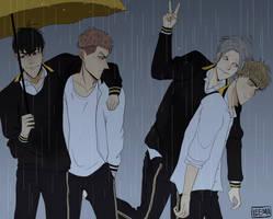 19 Days - Rain Dates ~ Speedpaint by can-yoou-nott