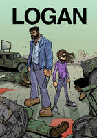 Loagn by Adhitya Zulkarnaen color by Chaz West 1-2 by ChazWest