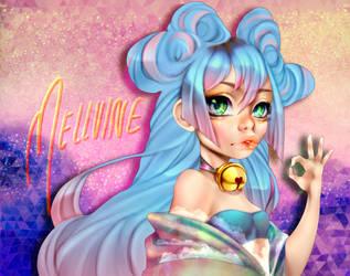 Ana - OC by Mellvine