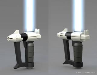 Ulysses 31 3D light sword by savmagoett