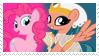 Pinkie Pie x Somnambula Stamp by bigpurplemuppet99