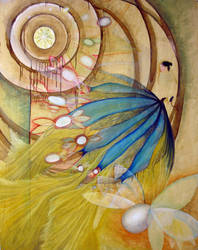 Fantastical Spaces by Jessica-Joy