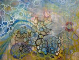 A wisp's world by Jessica-Joy