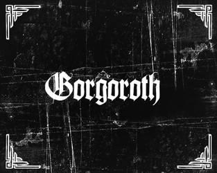 Gorgoroth grunge wallpaper by Mefistoteles