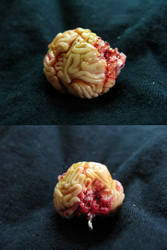 Poop zombie brain by AyahuascaAyahuasca