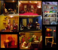 Dollhouse by Candrence