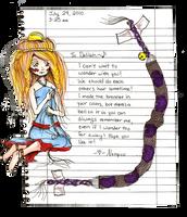 PP: Delilah's Bracelet by xminikui