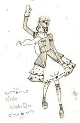 Winter Wonder Star by xminikui