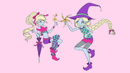 Taako Twins by xminikui