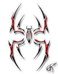 Spider by Democris
