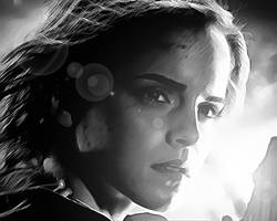 Harry Potter. Hermione Granger by StalkerAE
