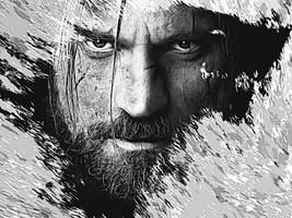 Game of Thrones. Jaime Lannister by StalkerAE