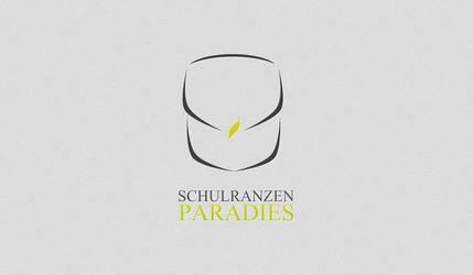 Schulranzen Paradies Logo by vmelnik