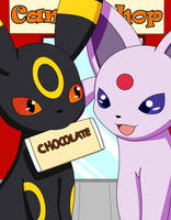 Sweet Like Chocolate by DarkrexS