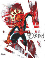 spider-man by Lapsus-de-Fed