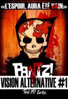 PANTZ ALTERNATIVE VISION COV1 by Lapsus-de-Fed