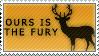 House Baratheon Stamp by asphycsia